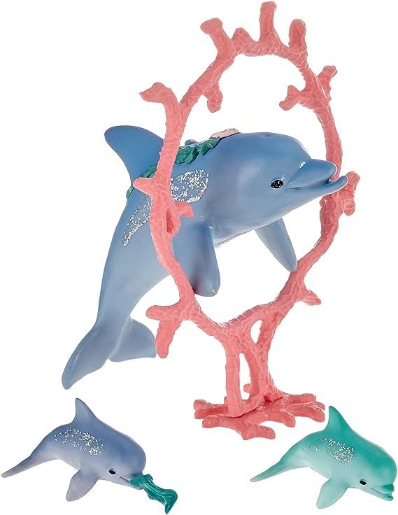 Schleich bayala 41463 Delfin-Mama mit Babies