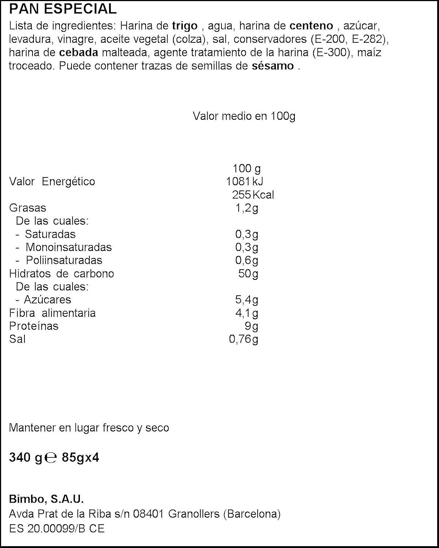Thomas - Bagels Blanco (4 unidades), 340 g: Amazon.es: Alimentación y bebidas