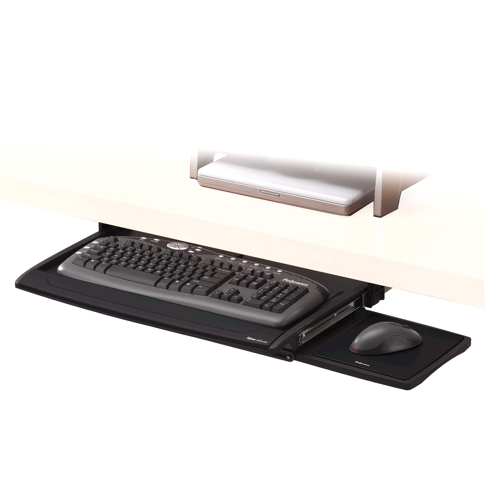 Fellowes 8031201 Office Suites Deluxe Keyboard Drawer (8031207) by Fellowes