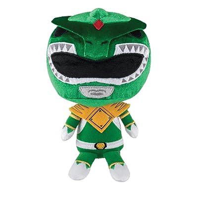 Funko Power Rangers Green Ranger Plush Toy: Toys & Games