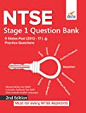 NTSE Stage 1 Question Bank - 9 States Past (2012-17) + Practice Questions