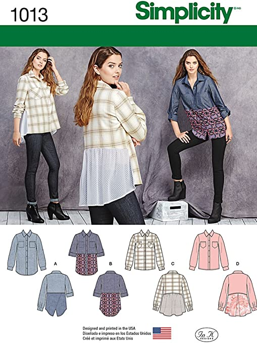 H5 Simplicity Creative Patterns US8317H5 Sewing Pattern Crafts 6-8-10-12-14
