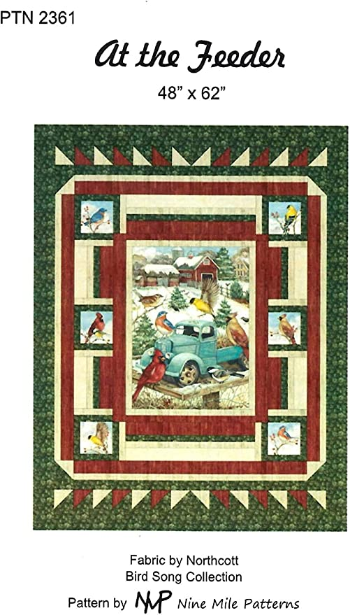 Birdsong quilt kit