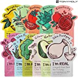 Tonymoly I'M Real Mask Sheet Pack Of 11