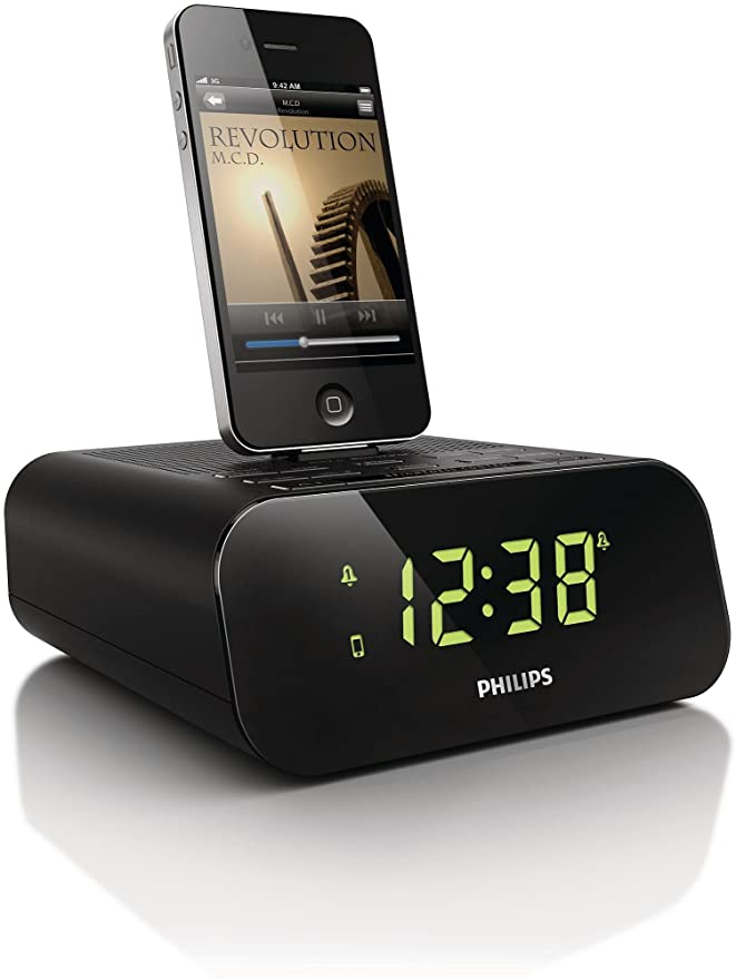 100 opinioni per Philips AJ3270D/12 Radiosveglia per iPod/iPhone