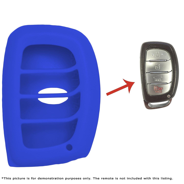 Amazon.com: 2 Llaves de proximidad Nueva carcasa de silicona ...