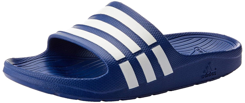 online retailer de69d 2c6ce adidas Unisex Adult Duramo Slide Open Toe Sandals: Amazon.co.uk: Shoes &  Bags