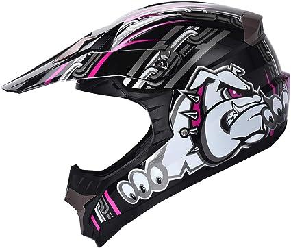 X4 ATV Motocross Dirt Bike Mountain Bike Helmet Off Road MX Helmet Combo with Goggles and Gloves M405