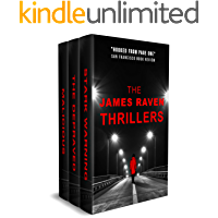 The James Raven Thrillers: A box set of dark, compulsive crime thrillers
