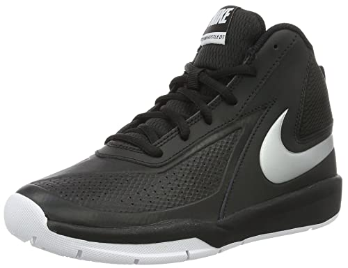 Nike Team Hustle D 7 (GS), Zapatillas de Baloncesto para Niños