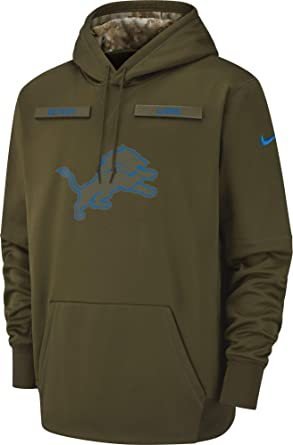 2018 Salute to Service Pullover Hoodie Sweatshirt On-Field Unisex (Small 3ca0700cf