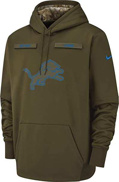 2018 Salute to Service Pullover Hoodie Sweatshirt On-Field Unisex (Small fd43ae6ef