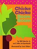 Chicka Chicka Boom Boom: With Audio Recording (Chicka Chicka Book, A)