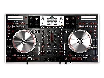 Numark NS6 DJ Controller Audio Drivers for Windows 10