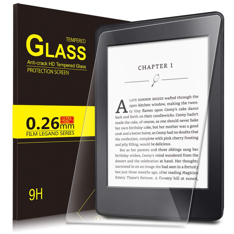 IVSO Templado Protector Kindle Paperwhite 2018, Premium Cristal de ...