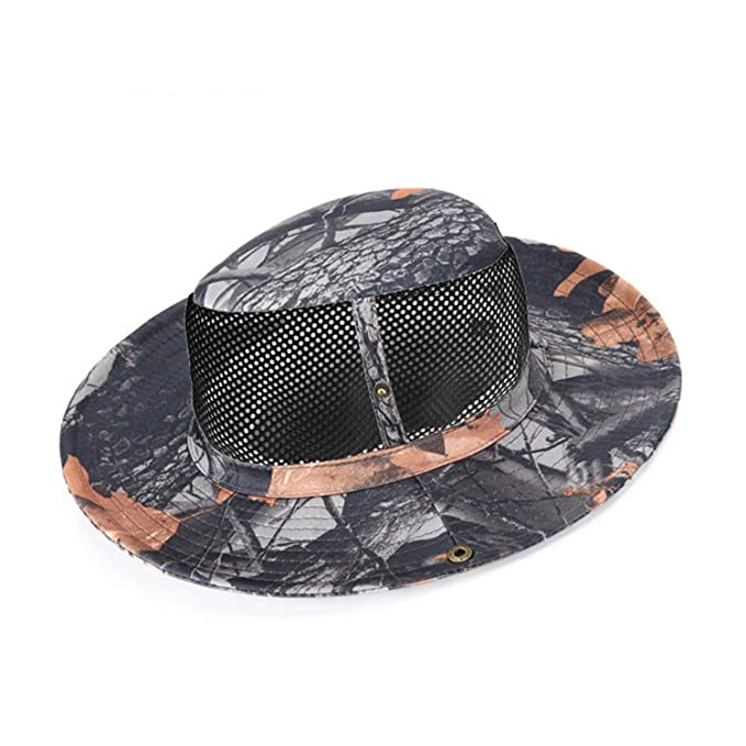 Rising ON Novel Tactical Cap Summer Mesh Hat Multicam Nepalese Camouflage Boonie Hat Men Paintball Hunting Fishing Gorras, OneSize, 1 at Amazon Womens ...