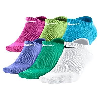 Nike Mens Coton Non-présentation Chaussettes Fille 6-pack commercialisable Peu coûteux jeu vraiment cWF6D