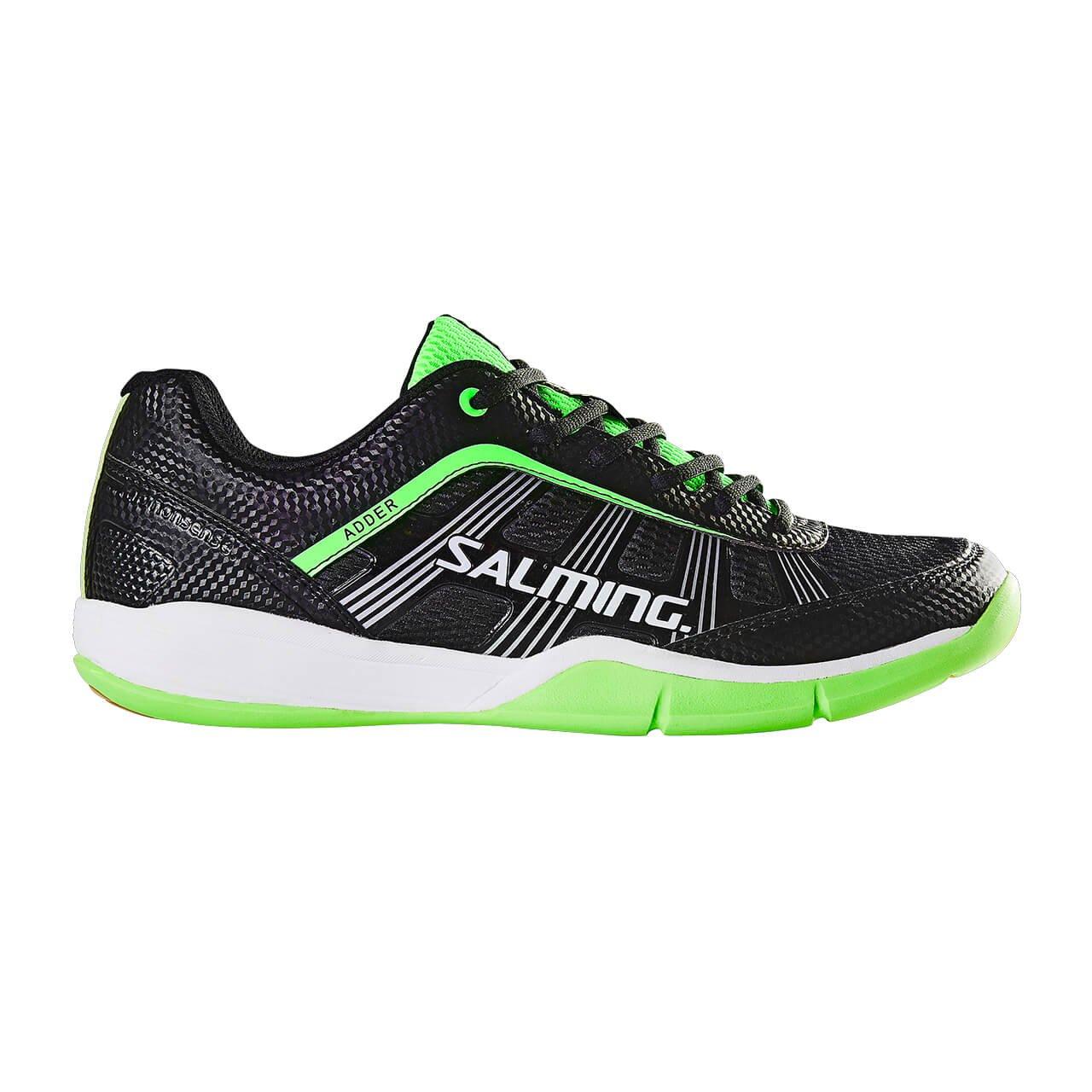 Chaussures Salming Adder Men noir/vert