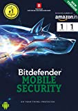 BitDefender Total Security for Mobile Latest Version (Android / iOS) - 1 Device, 1 Year (Activation Key Card)