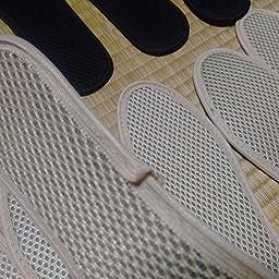 Amazon Sweetimes 炭消臭インソール オドイーター 洗える 靴の中敷 サイズ23 26 5cm 10足セット No 133 23 インソール