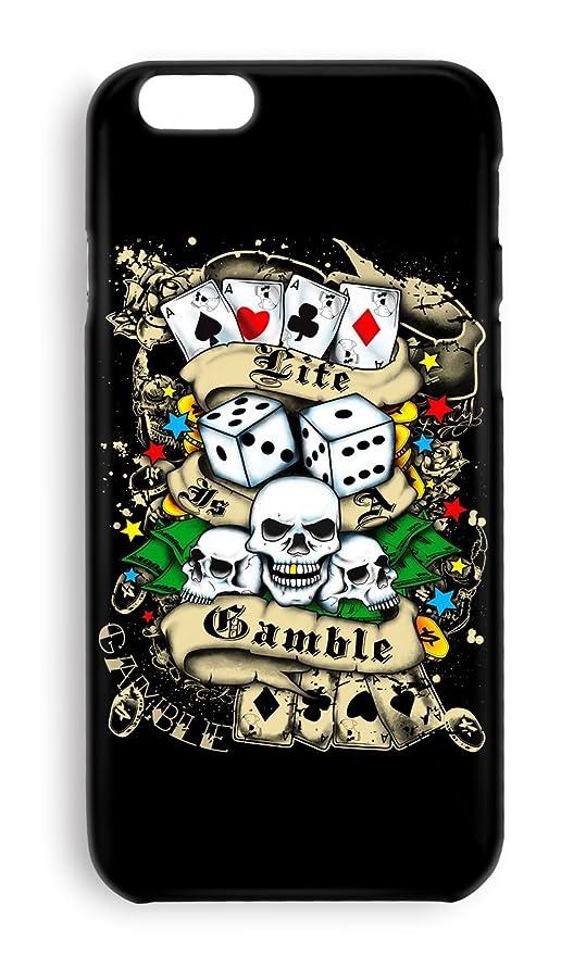 Funda carcasa Poker cartas para Samsung Galaxy S7 plástico ...