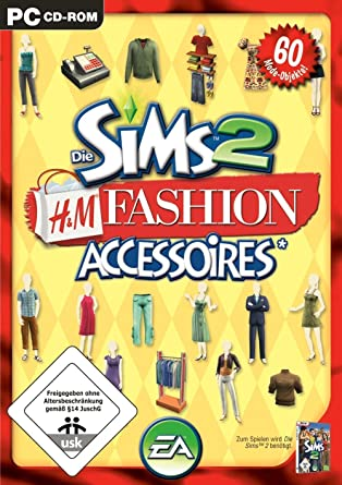 Die Sims 2 Hm Fashion Accessoires Add On Amazonde Games