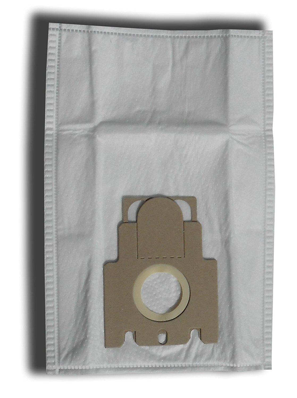 10 sacchetti per aspirapolvere Miele S140 - S148, S157, S163 - S169, S190 - S198, K/K Beutelhaus