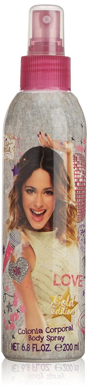 DISNEY Violetta Body Spray 200 ml Air-Val International 5755