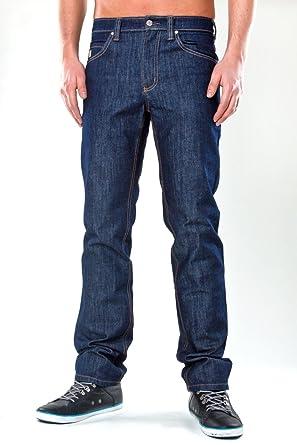 Revils Stretch Jeans, dunkel-blau, Übergröße untersetzt bis Größe 35 ... 2a39ca61d5