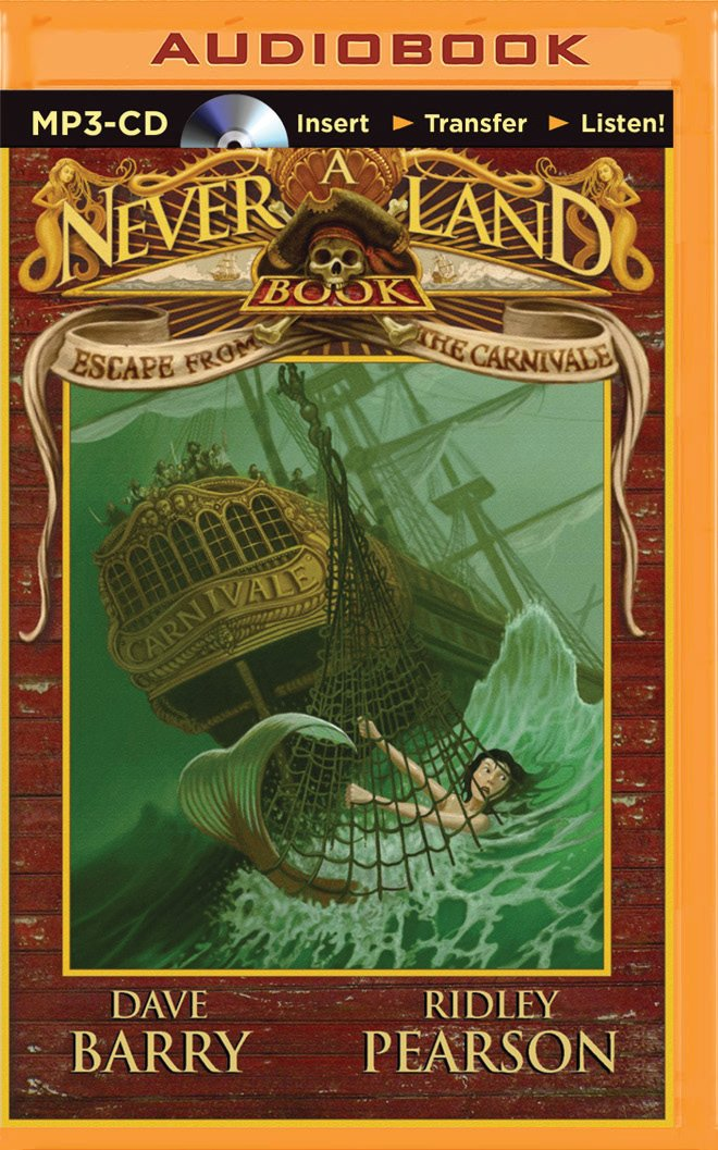 Escape from the Carnivale: A Never Land Adventure (Never Land Adventure Series) pdf epub