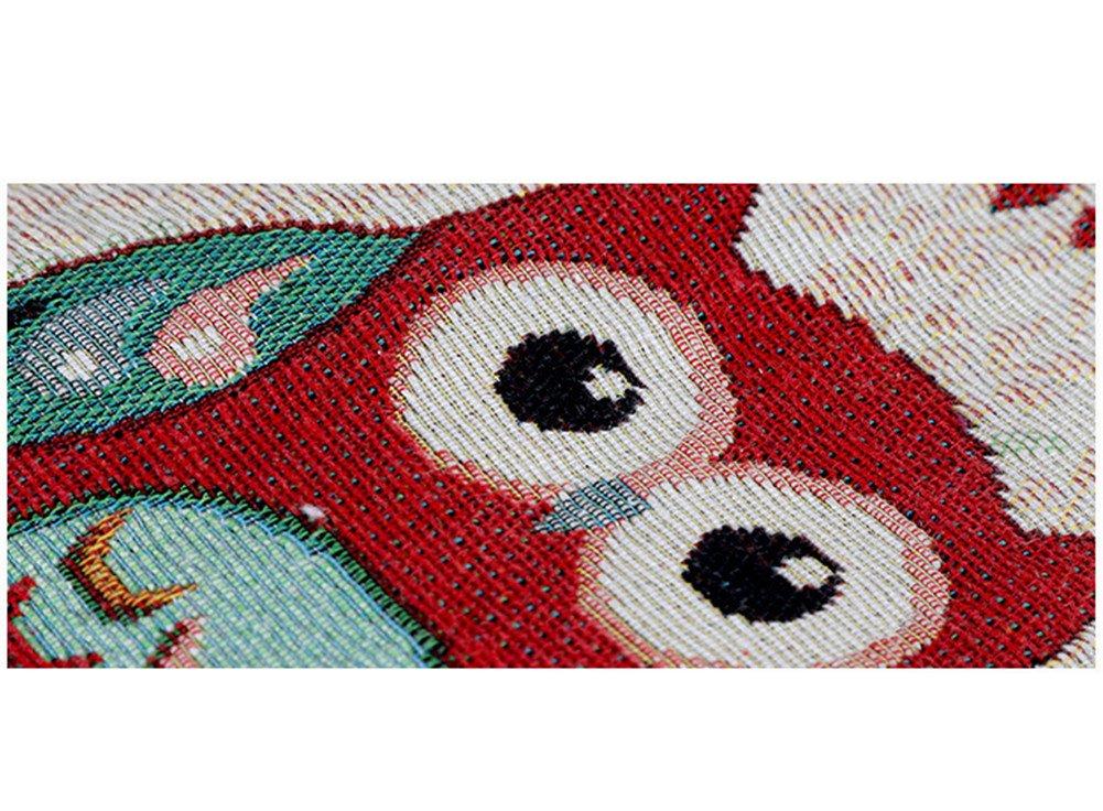 Hosaire Sac /à main en Toile Mode Sac /à Bandouli/ère Femme Motif de Hibou Mignonne Sacs de Voyage Cartable Scolaire pour Fille Sac de courses