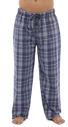 319c484493 Tom Franks - Pantaloni Pigiama - A Quadri - Uomo Grey Check Small:  Amazon.it: Abbigliamento