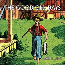 Book The Good Old Days (comic reprint)