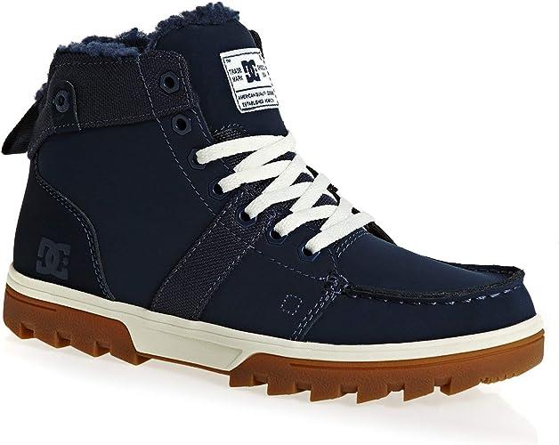 à 38 Woodland Shoes Bottes EU lacets Bleu DC Femme b67fymYIgv