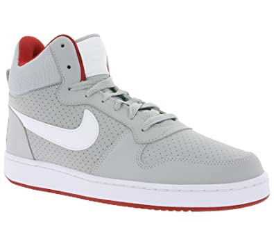 scarpe nike court borough mid uomo