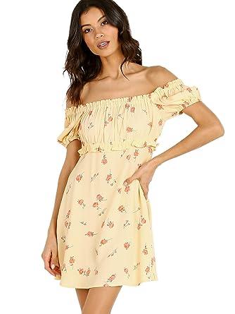 166727809280 Flynn Skye Women's Lou Mini Dress at Amazon Women's Clothing store: