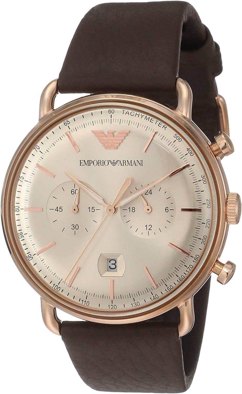 Emporio Armani Reloj para Hombre de Cuarzo