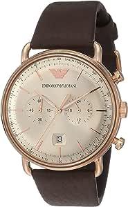 Emporio Armani Mens Dress Watch