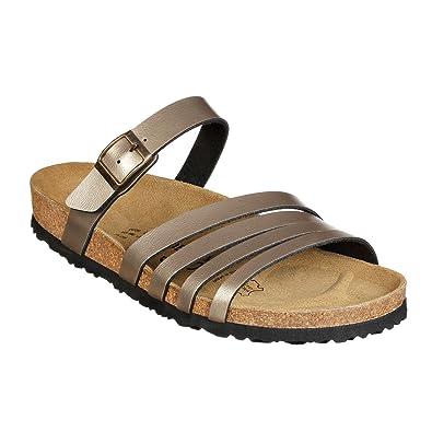 Joyce N Soft Handtaschen SandalenSchuheamp; Fußbett Joe Rome yOPmwvNn08