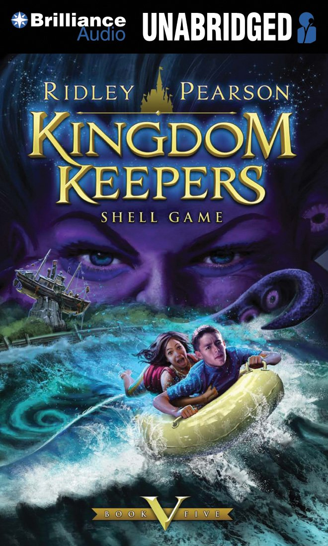 Kingdom Keepers V: Shell Game (The Kingdom Keepers Series)