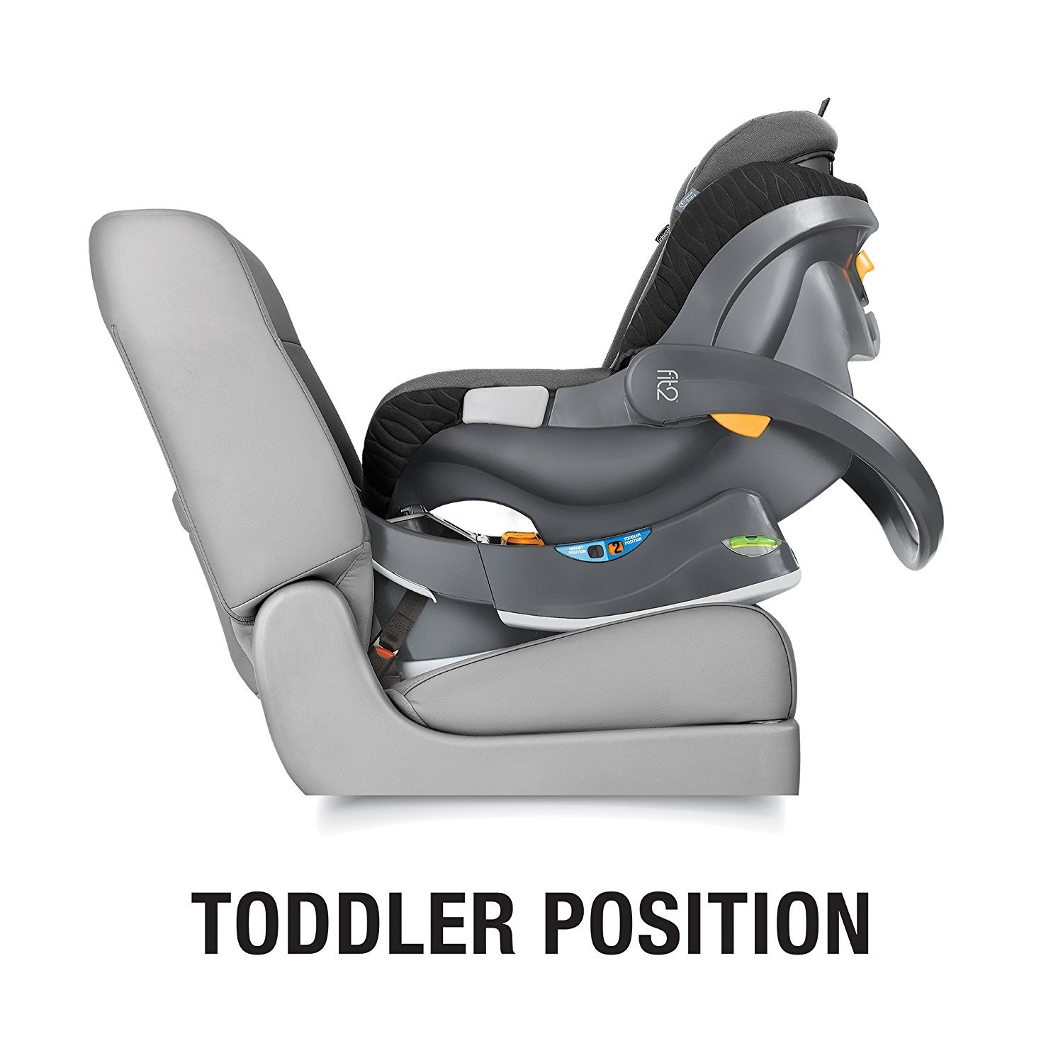 Amazon Chicco Fit2 LE Rear Facing Infant and Toddler Car Seat
