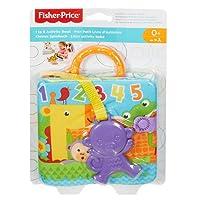 Fisher-Price il Mio Primo Libro attività-Giocattolo Neonato,, FGJ40