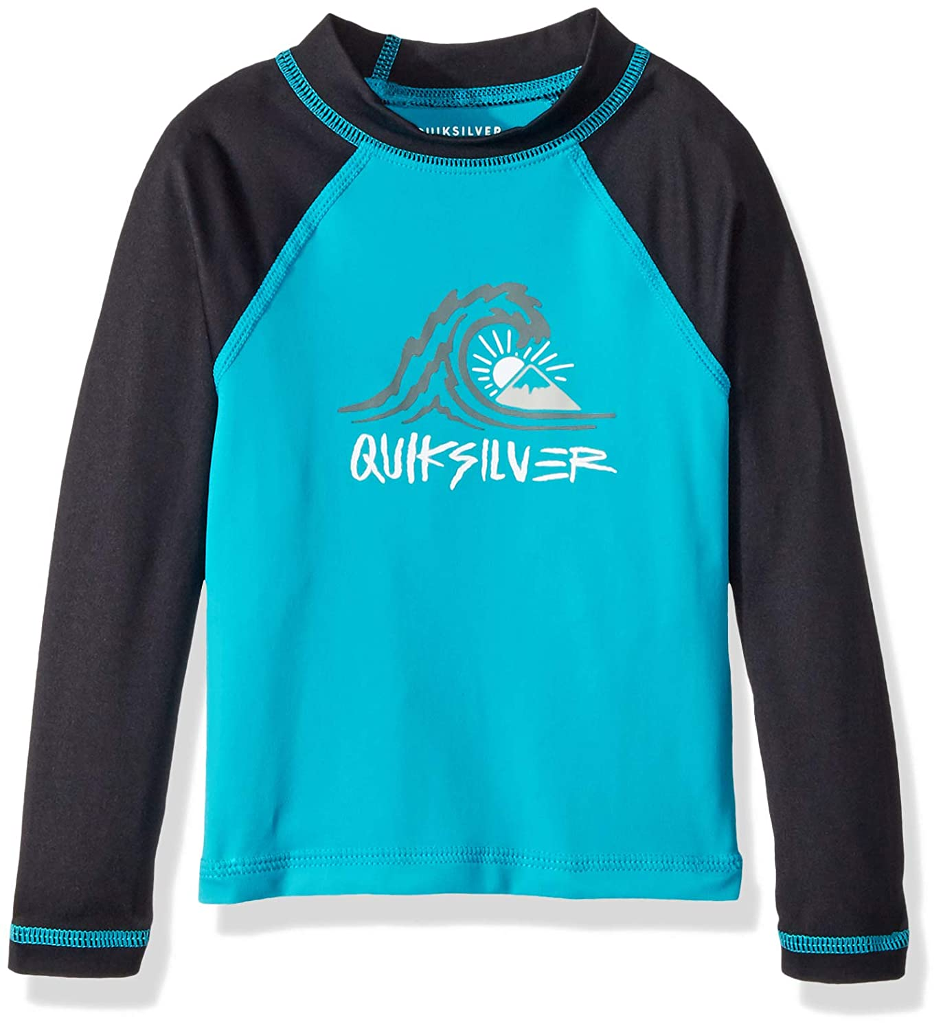 Quiksilver Little Bubble Dream Long Sleeve Boy Surf Tee Rashguard EQKWR03034
