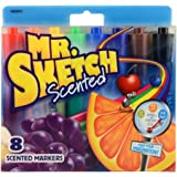 Mr. Sketch Scented Markers 8 ea