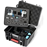 Smatree Smacase GA700-2 with ABS materials Floaty/Water-Resist Hard Case for Gopro Hero 5,4, 3+, 3, 2,1