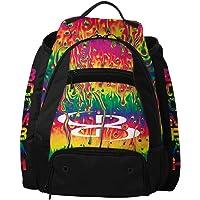"""Boombah Core Lava Bat Bag - 20.5"""" x 16"""" x 16"""" - Multicolor"""