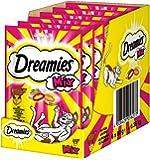 Dreamies Katzensnacks/Klassiker Mix, mit Käste und Rind, 6 Beutel (6 x 60 g)