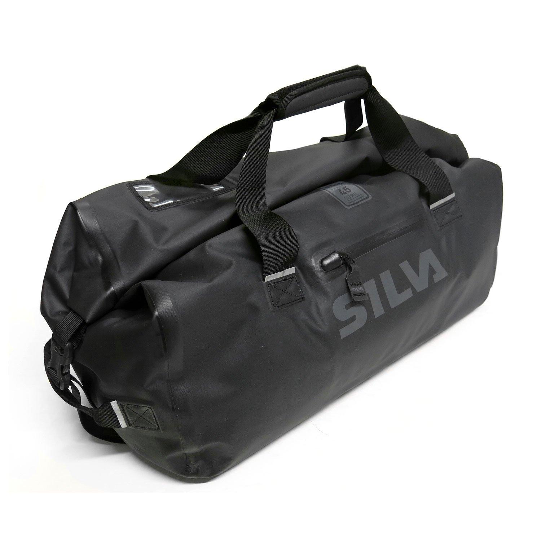 Silva Access 45WP Waterproof Duffel Bag 45ltr - Black by Nexus