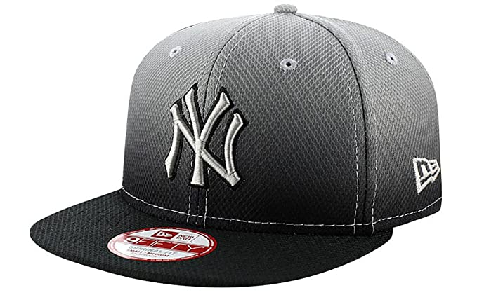 New Era Mujeres Gorras / Gorra Snapback Fade Out NY Yankees: Amazon.es: Ropa y accesorios
