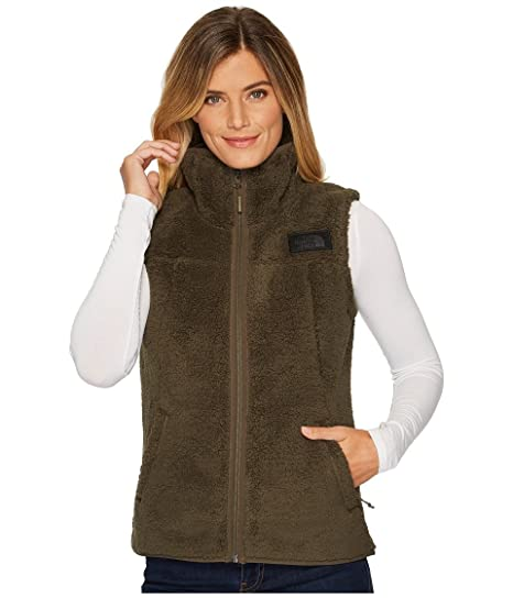 81d2ea8a4 The North Face Campshire Vest New Taupe Green Women's Vest at Amazon ...